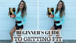 Getting FIT for Beginner's | An Easy 5 Step Guide