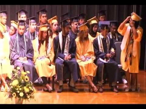 Hudson High School Graduation 2016- Lance Wheeler Video