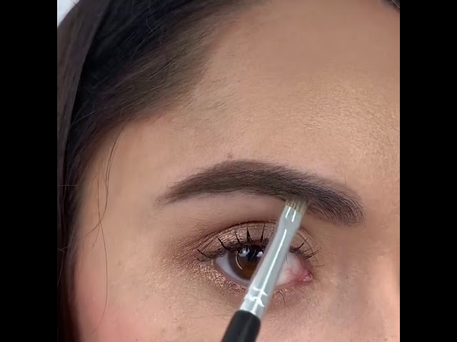 How To Shape Eyebrows For Beginners   Everyday Routine For Thick Eyebrows   Fair Skin Tone