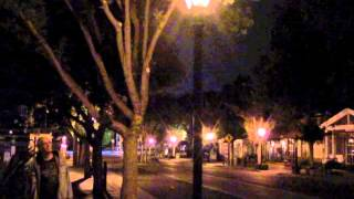 STREET LIGHT INTERFERENCE AND ELECTRIC PEOPLE