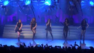 "Fifth Harmony- Worth It  ""Reflection Tour"" em San Francisco!"