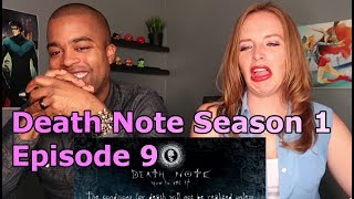 "Death Note Season 1 - Episode 9 ""Encounter"" (Reaction 🔥)"