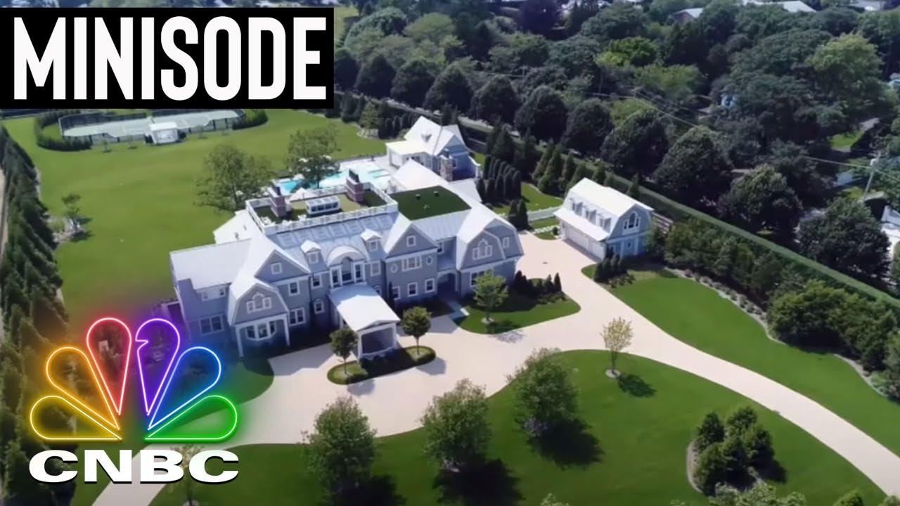 ORACLE FOUNDER'S $300M RESORT   Secret Lives Of The Super Rich