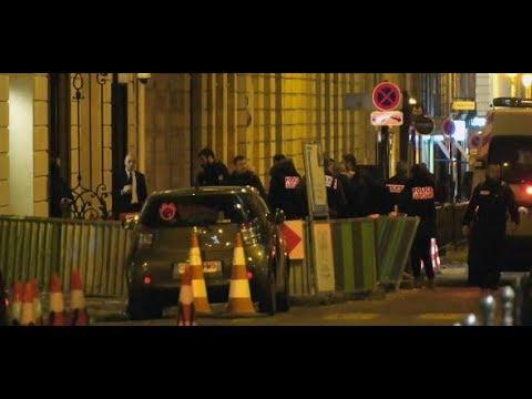 Ritz in Paris: Räuber stürmten Lobby und schlugen mit Äxten Vitrinen ein