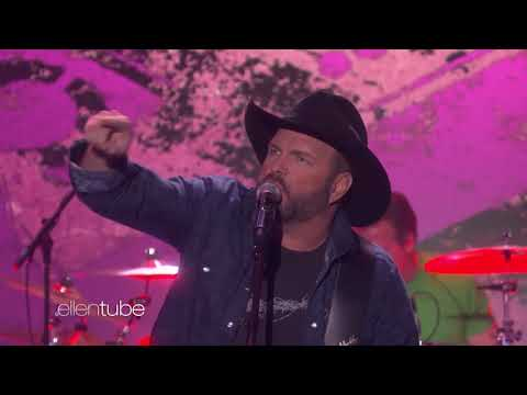 "Garth Brooks Performs ""Ask Me How I Know"""