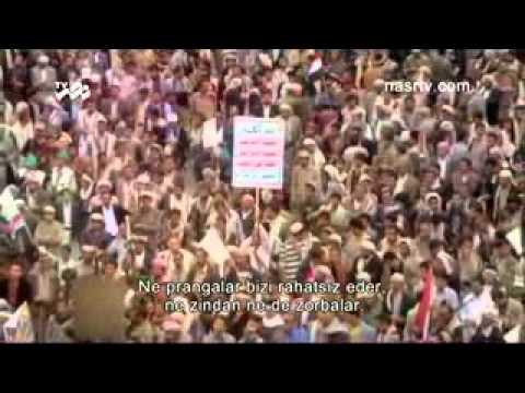 Yemen Ensarullah Hareketi'nin Marşı