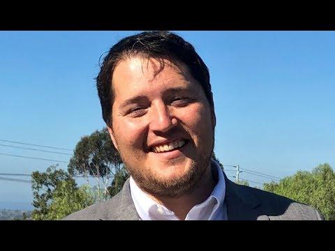 Ruben Major Runs To Fix California's Flawed Voting Process