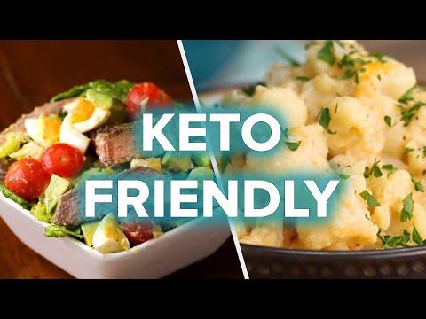 Keto-Friendly Weekday Dinner Recipes • Tasty