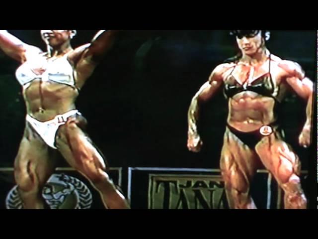 2001 Jan Tana Classic posedown