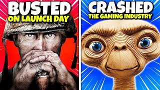 Top 10 MOST DISAPPOINTING Games Ever Released