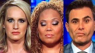 CNN: Ana Navarro Yells 'Pussy' & Panel Completely Implodes