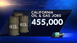 Falling gas prices in California affecting economy