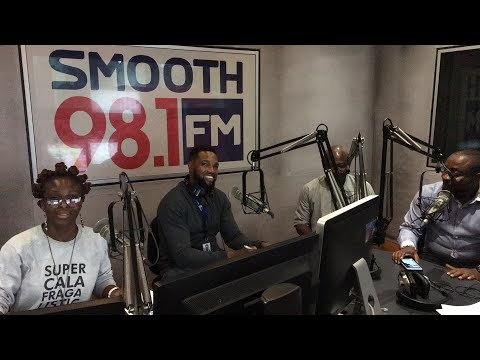 Lagos Talks special on Security in the Nation. Air Commodore Sanusi joins Folu & Valentine 16/5/18