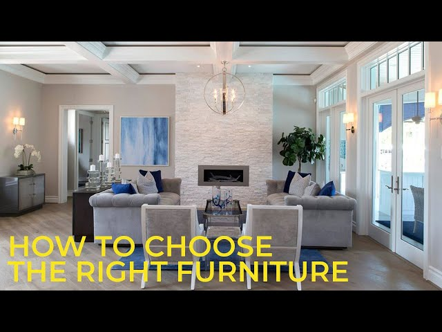 How To Choose The Right Furniture w/ Bobby & Robin of Robb & Stucky Interiors