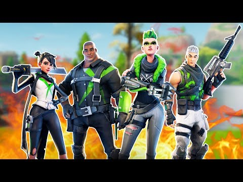 TRICKSHOT LEGENDS!! (Fortnite Battle Royale)