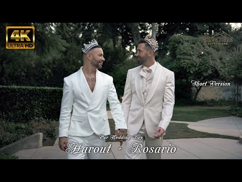 Harout + Rosario's GAY Wedding Short Version
