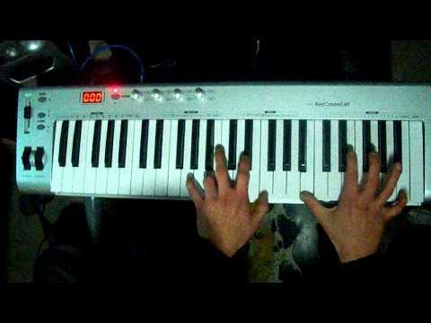 probando controlador midi (inprovisacion y tumbado salsa)