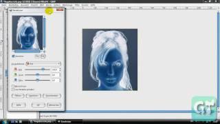 GIMP - Personen freistellen und in anderen Hintergrund einfügen