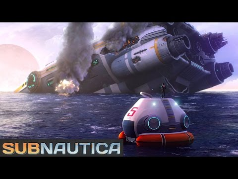 Subnautica Survive and Thrive: Silver, Computer Chips and Habitat Builder