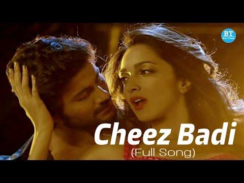 CHEEZ BADI (Full Audio Song) | Machine 2017 | Mustafa & Kiara Advani | BollyTunes