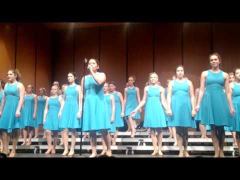Fight Song by Rachel Platten (show choir cover)