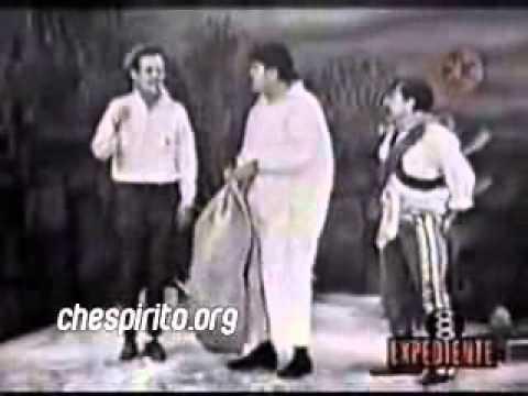 Viruta, Capulina y Chespirito en Comicos y Canciones