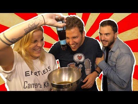 Le Jeu qui fait vomir feat. Emy Ltr et Pierre Croce
