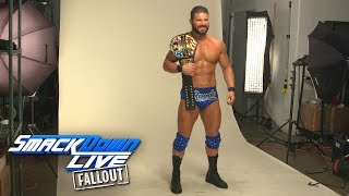 Behind the scenes of Roode