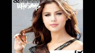 Selena Gomez & the Scene - Who Says (Dave Aude Radio Mix)