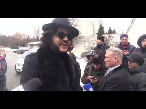 Прощание с Юлией Началовой в Москве. Сотни поклонников пришли проститься с Юлией.