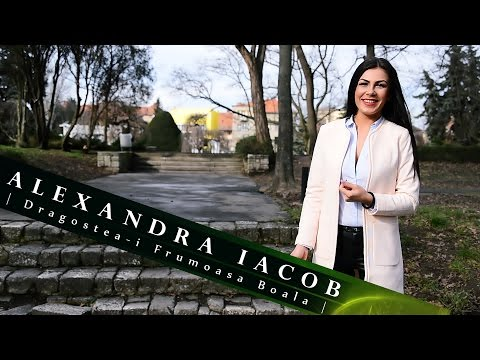 Alexandra Iacob | Dragoste frumoasa boala | HIT 2016