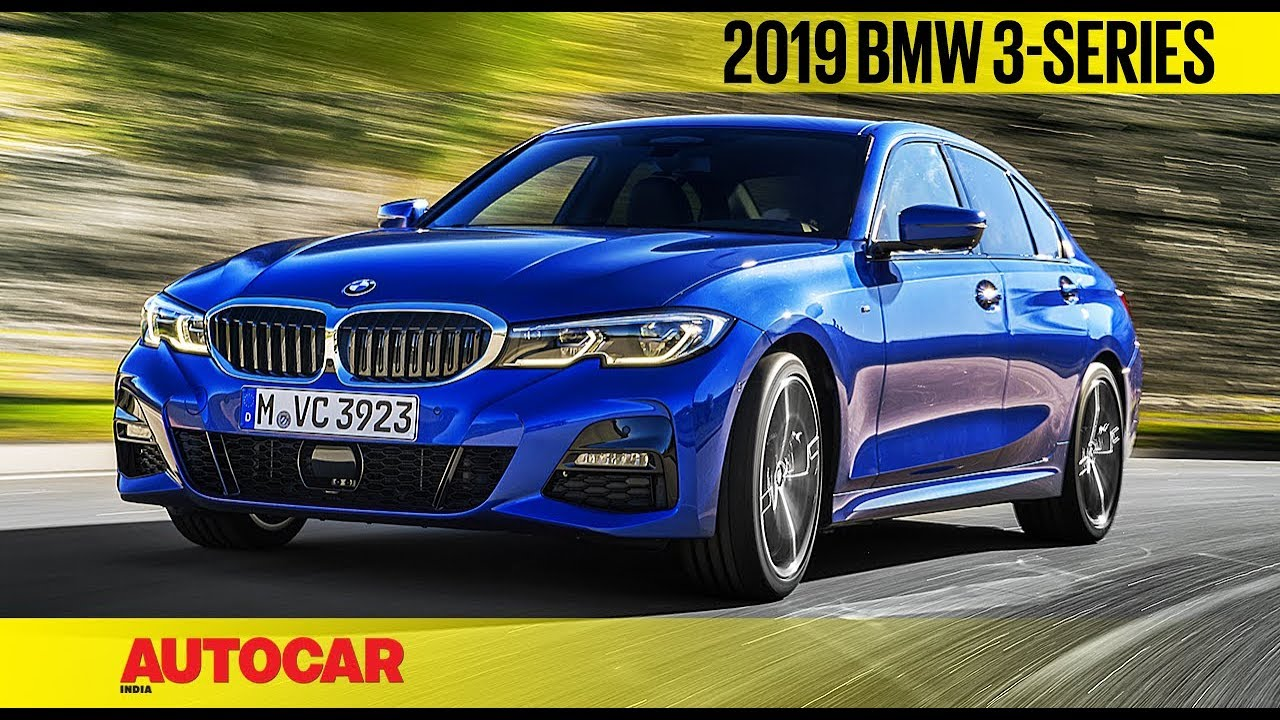 2019 Bmw 3 Series First Drive Review Autocar India Youtube
