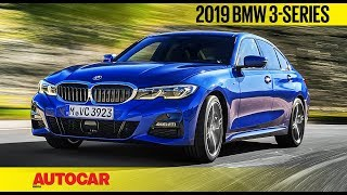 2019 BMW 3-series | First Drive Review | Autocar India