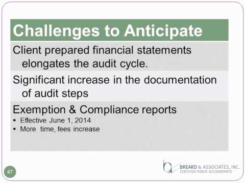 Broker-Dealer Audits: Tackling Pervasive Deficiences Identified by the PCAOB