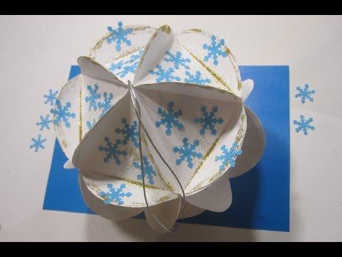 Новогоднее оформление помещений своими руками из бумаги