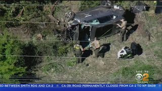 LA Sheriff To Release Findings In Tiger Woods Crash Investigation Wednesday