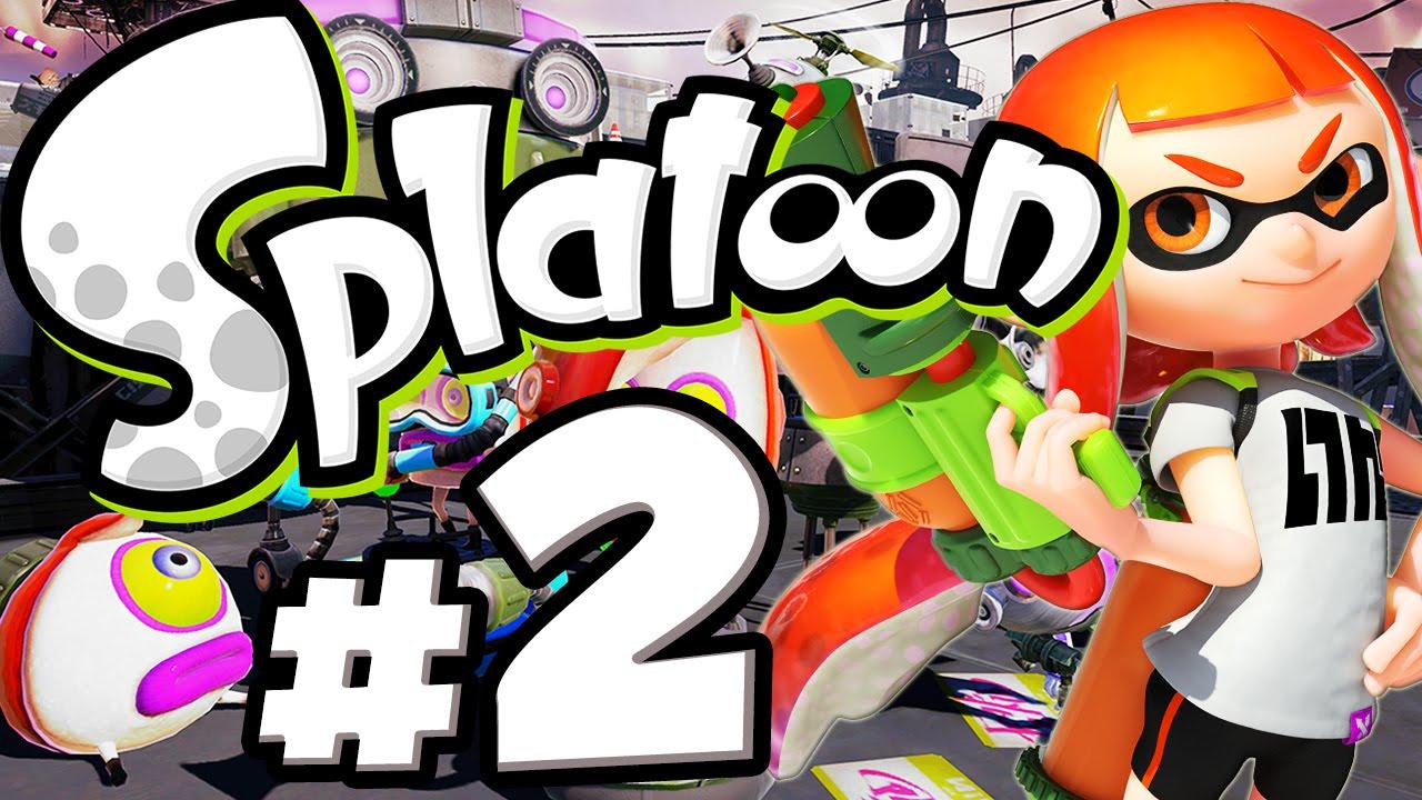 Splatoon 02 Kapt N Kuttelfischs Geschichten Hd 60fps