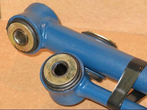 Как заменить реактивные тяги Ваз-2101-07, советы по замене.