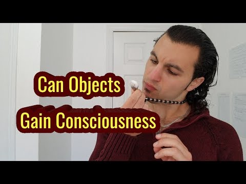 Simulation Theory - Can Objects Gain Consciousness in the Matrix?
