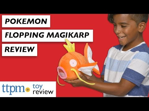 Pokemon Magikarp New Plush Toy from Wicked Cool Toys