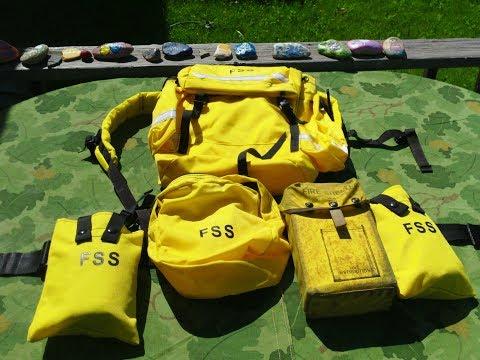 My Complete Wildland Firefighters FSS Gear