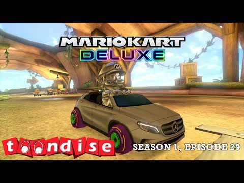 Mario Kart Deluxe - Season 1, Episode 29 - From First to Worst