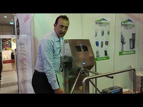 Giyor.com - Intermet'ten Mustafa Kaymak'tan Hijyen Makinesi Hakkında Bilgi Aldık