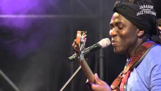 Richard Bona - Jarasum Jazz Festival 2015