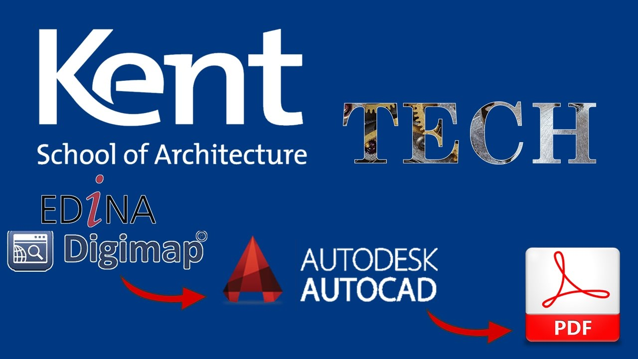 Download Digimap to CAD/PDF Tutorial - Kent School of Architecture Tech