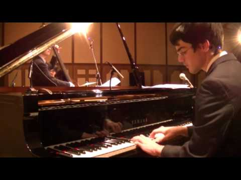 "Matt Savage Trio- ""Go On"" (Live in Japan 2015)"