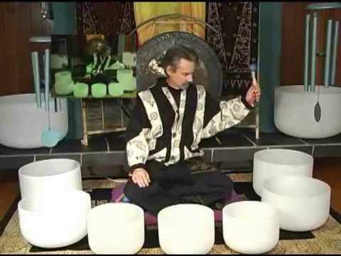 Crystal Chakra Bowl Performance