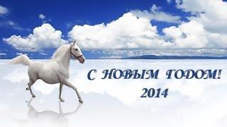 С Новым 2014 Годом! - Happy New Year 2014!(С НОВЫМ ГОДОМ!!!!!!!!!!!!! Новый 2014 год - год Лошади. Космический элемент года — дерево, цвет лошади — синий. Тали..., 2013-11-19T12:05:26.000Z)