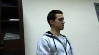 Максим Федоров Центральный ПК 22 11 2012