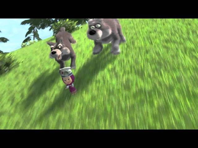 Маша и Медведь - Будьте здоровы! (Скорее! Еще скорее!)